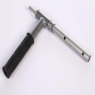 Адаптер-переходник 18мм с ручкой, упрощённой конструкции