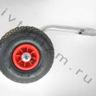 Колёса транцевые перекидные полуавтомат оцинковка