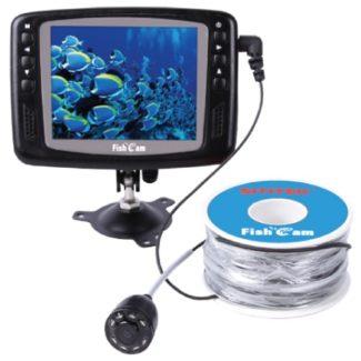 Эхолоты и Подводные видеокамеры